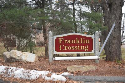 Franklin  Condo/Townhouse Under Agreement: 2610 Franklin Crossing Rd #10