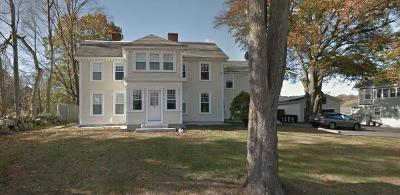 chelmsford Single Family Home For Sale: 14 Worthen St