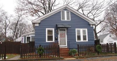 Lowell Single Family Home Under Agreement: 99 Puffer St