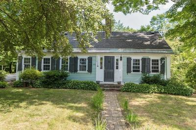 North Smithfield Single Family Home Price Changed: 470 Buxton St