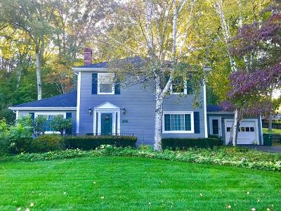 Woonsocket Single Family Home For Sale: 469 Woodland