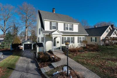 Needham Single Family Home Contingent: 26 Laurel Dr