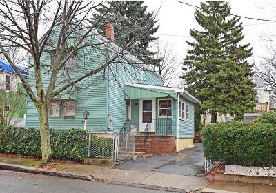 Somerville Single Family Home Under Agreement: 57 Trull St