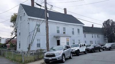 Methuen, Lowell, Haverhill Multi Family Home For Sale: 9-11 Fulton St