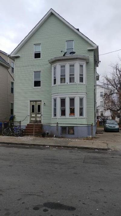 Multi Family Home Sold: 15 Bullard St.
