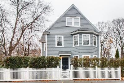 Wellesley Single Family Home For Sale: 25 Glen Road