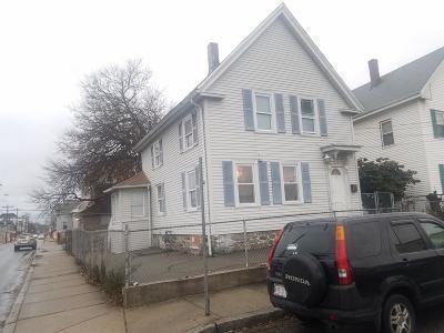 Single Family Home For Sale: 2 Lexington St