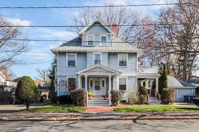Newton Multi Family Home For Sale: 218-222 Lowell Ave