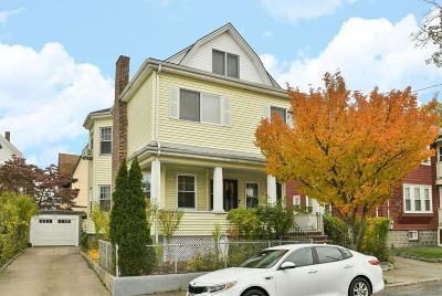 Medford Multi Family Home Under Agreement: 47 Pinkert Street