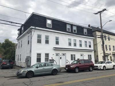 Methuen, Lowell, Haverhill Multi Family Home Under Agreement: 135 Salem St