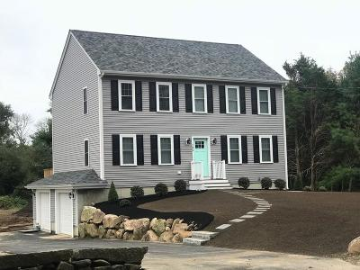 Taunton Single Family Home For Sale: Lot 44 Caswell Street