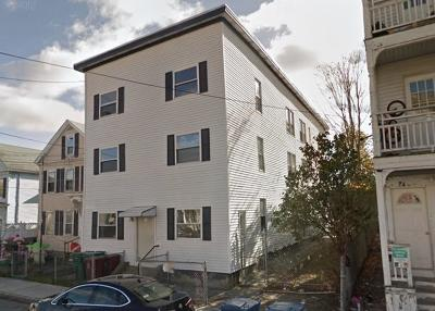 Lowell Multi Family Home For Sale: 74 Elm St