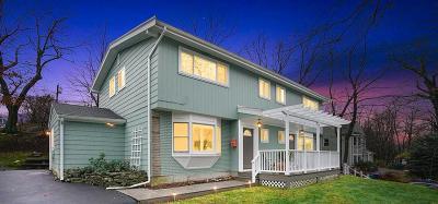 Newton Single Family Home Under Agreement: 48 Thurston Road