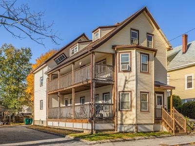 Lynn Multi Family Home Under Agreement: 36 Cedar St