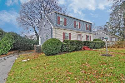 Newton Single Family Home For Sale: 118 Fordham Rd