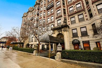 Condo/Townhouse For Sale: 464 Commonwealth Ave #16-17