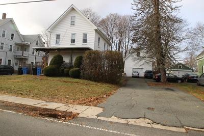Whitman Multi Family Home For Sale: 324 Commercial St