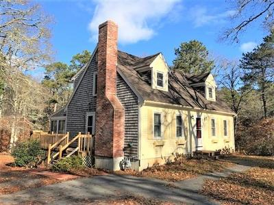Mashpee Single Family Home Under Agreement: 31 Windsor Way