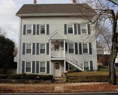 Wakefield Condo/Townhouse Contingent: 120 Vernon Street #2C