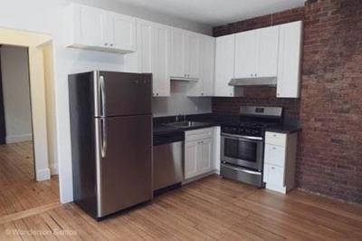 Brookline Rental For Rent: 41 Harvard St. #3