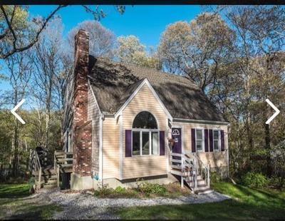 Mashpee Single Family Home For Sale: 171 Wheeler Rd