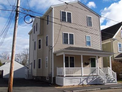 Taunton Multi Family Home Under Agreement: 25 Smith St