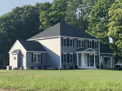 Norwell Single Family Home For Sale: Lot 1 Old Oaken Bucket Road