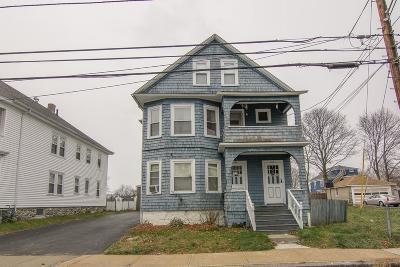 Methuen Multi Family Home Under Agreement: 158-160 Warwick St