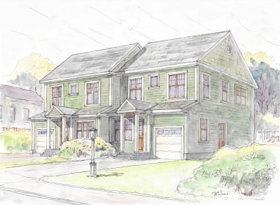 Newton Single Family Home For Sale: 50 Lenglen #1