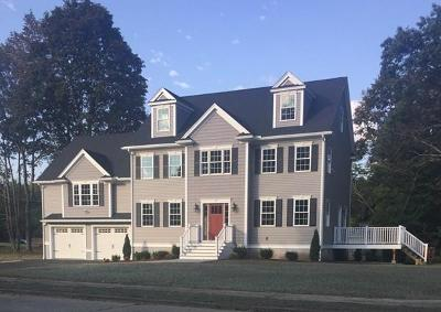 Wilmington Single Family Home For Sale: Lot 1 Allenhurst Way