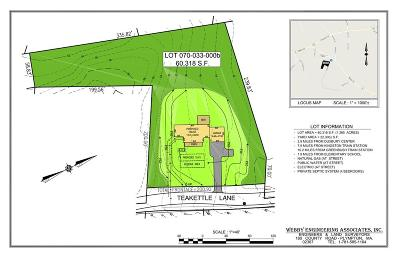 Duxbury Residential Lots & Land For Sale: Lot A Teakettle Lane