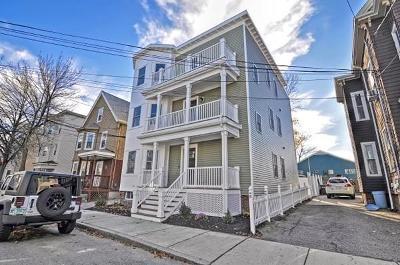Somerville Condo/Townhouse For Sale: 12 Morton St #3