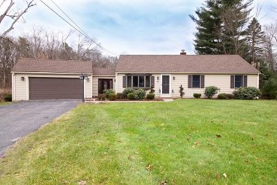 Wilbraham MA Single Family Home For Sale: $299,999