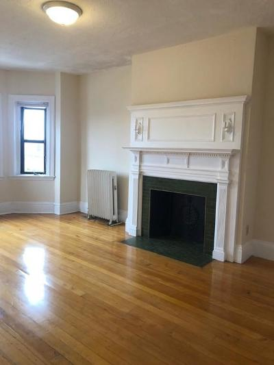 Rental Under Agreement: 1234 Commonwealth Ave #15