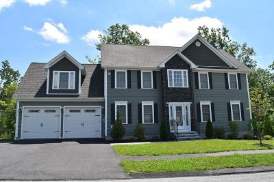 MA-Worcester County Single Family Home For Sale: 26 Freedom Lane