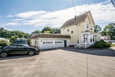 Tewksbury Single Family Home For Sale: 410 Woburn Street