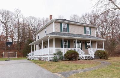 Attleboro Single Family Home For Sale: 21 Lussier Ave