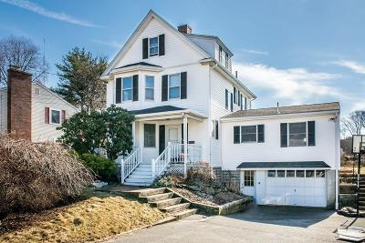 Needham Single Family Home For Sale: 14 Carter St