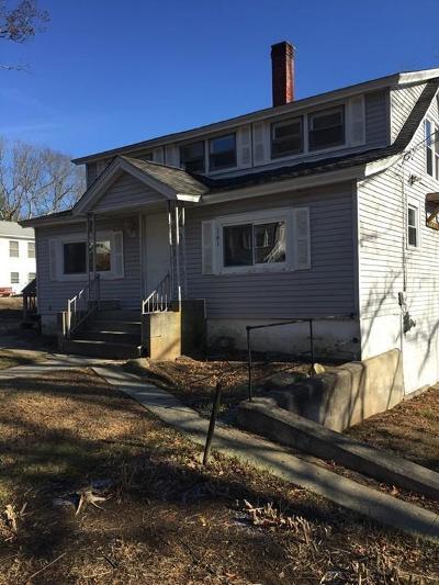 Thompson Multi Family Home Under Agreement: 161 Church