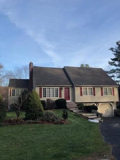 Methuen Single Family Home For Sale: 11 Hideaway Lane