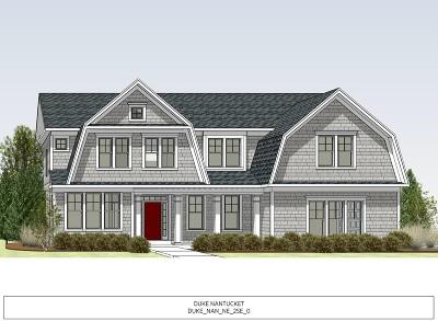 Scituate Single Family Home For Sale: 15 Longley Road #lot 143