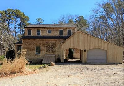 Barnstable Single Family Home For Sale: 283 Old Jail Ln