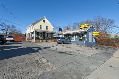 MA-Bristol County Commercial For Sale: 1039 Washington