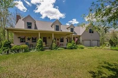 MA-Bristol County Single Family Home Price Changed: 616 Hixville Rd