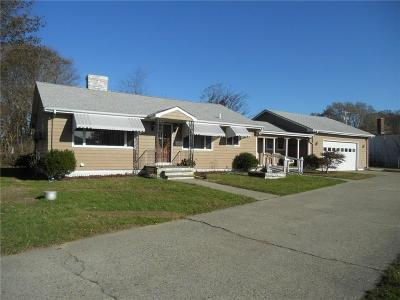 RI-Newport County Single Family Home For Sale: 14 Paul Terrace