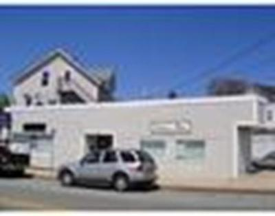 MA-Bristol County Commercial For Sale: 1768 Pleasant St