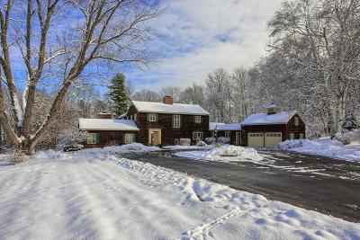 MA-Worcester County Single Family Home For Sale: 282 High Street