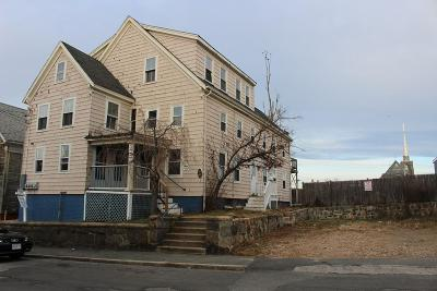 Gloucester MA Multi Family Home Under Agreement: $399,000