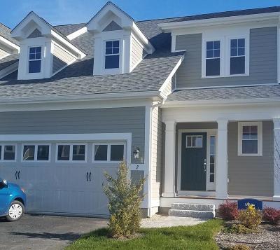 Sudbury Condo/Townhouse For Sale: 2 Farmstead #1