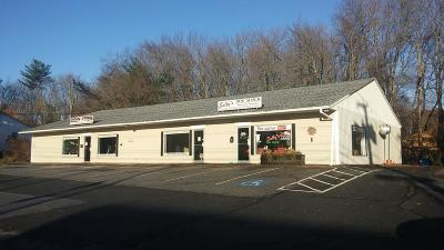 MA-Worcester County Commercial For Sale: 184 West Main Street